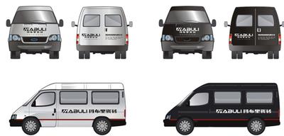 MABULI公务车VI